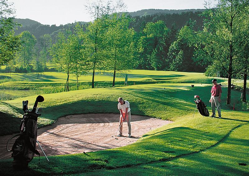 Golfvergnügen in Vorarlberg
