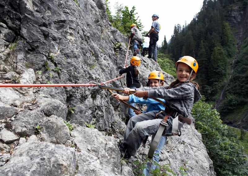 Abenteuertag fü Kinder in Vorarlberg