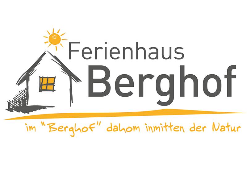 Logo Ferienhaus Berghof
