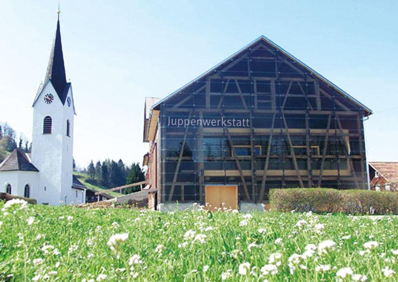 Juppenwerkstatt in Riefensberg